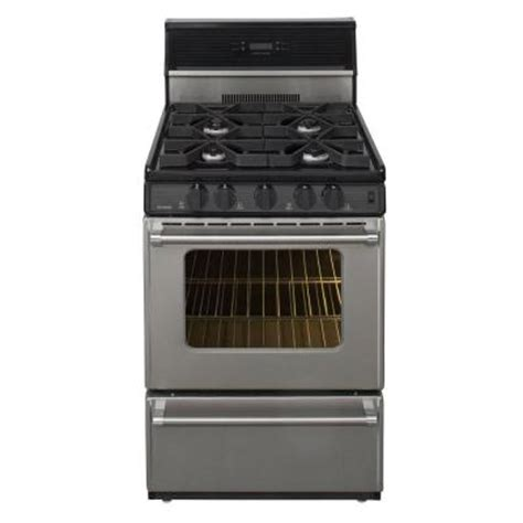 premier proseries 24 in 2 97 cu ft gas range in
