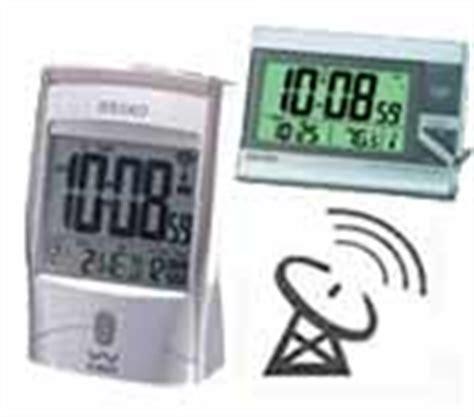 atomic alarm clocks by seiko radio controlled clocks the clock depot