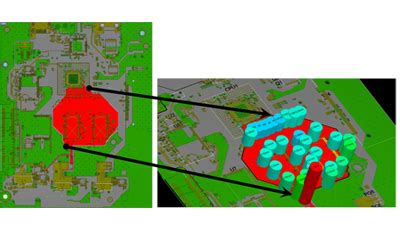 decoupling capacitor optimization simulation capabilities ansys siwave