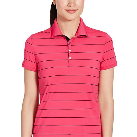 Blouse Qorry Polo Pink ralph striped stretch polo shirt in pink pink w black lyst