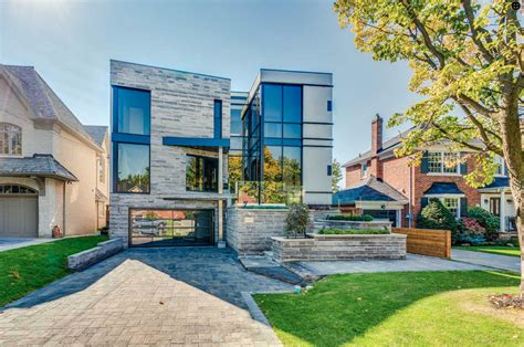 toronto canada modern houses canada homes modern homes in canada mexzhouse com 4 million newly built contemporary home in toronto