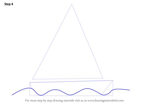 how to draw a toy boat step by step how to draw a boat for kids