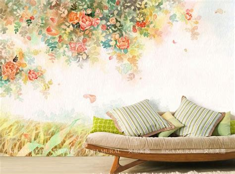 bedroom flower wallpaper elegant photo wallpaper rose flower wall murals 3d custom wallpaper kids bedroom