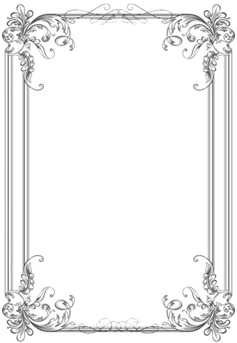 Wedding Border And Frames by Free Black Clip Borders And Frames Weddings Custom
