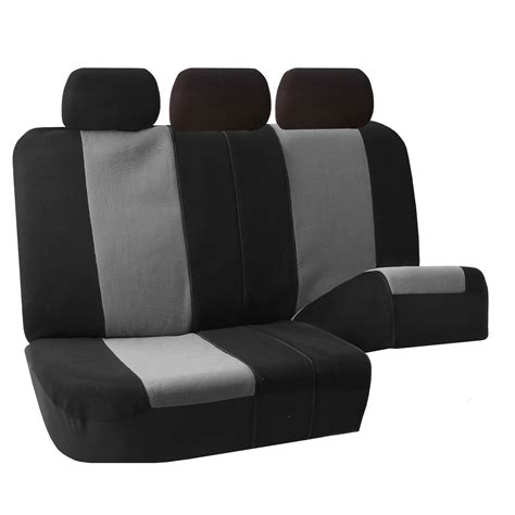 split bench seat covers premium fabric split bench seat covers ebay
