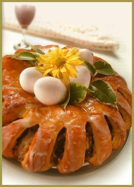 kanela y limn recetas 8448023153 kanela y limn rosca de pascua party invitations ideas