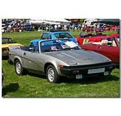 Simon Cars  Triumph TR7 And TR8