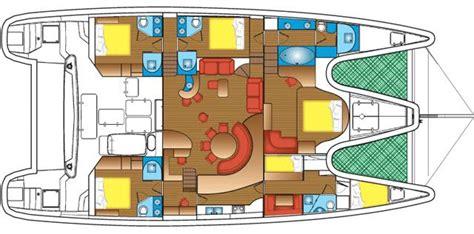 catamaran floor plans matau crewed catamaran charter british virgin islands