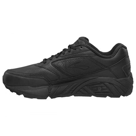 all black walking shoes buy addiction walker 2e width in black for