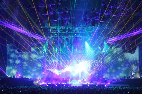 best lights show 2011 the end is awesome druology