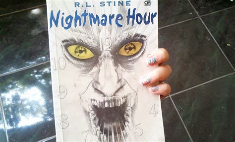 The Nightmare By Rl Stine page by page nightmare hour r l stine