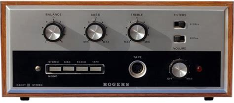 Power Lifier Rogers rogers cadet iii diy build