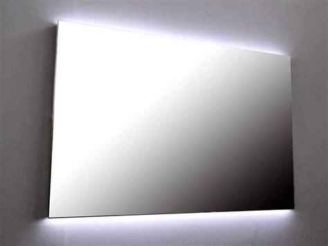 Lu Led Fogl Mobil specchio a led rettangolare retroilluminato backstage
