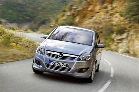 opel zafira fuel consumption 2009 opel zafira conceptcarz