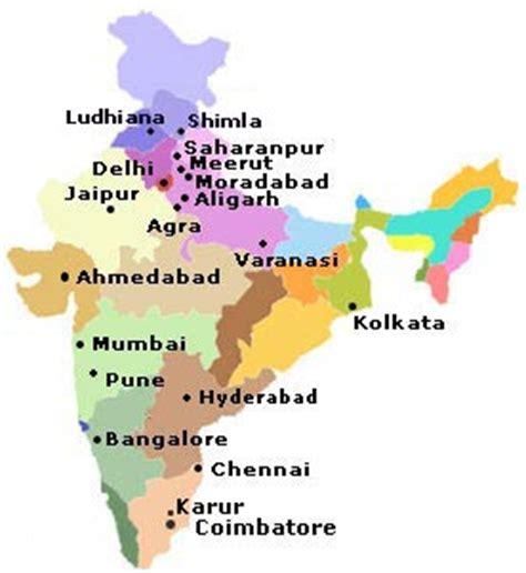 meerut on india map meerut india map