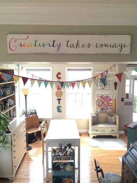 playroom craft room ideas best 25 studio design ideas on painting