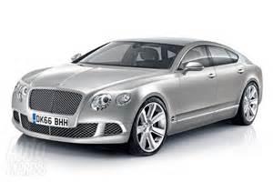 Bentley Four Door Coupe