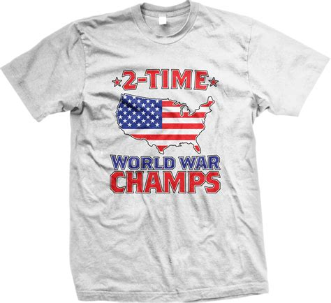 Tshirt World Time 2 time world war chs s t shirt independence day