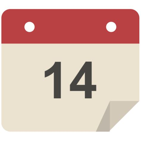Calendar Icon Png Calendar Icon Free Flat Icons Softicons