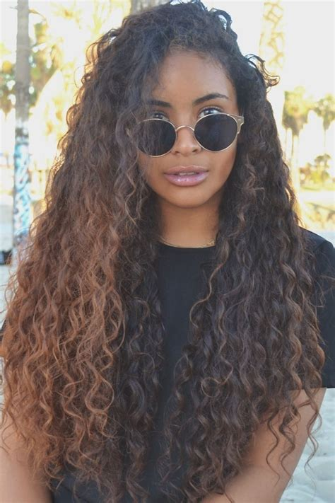 curly hairstyles long hair pinterest hairstyles for long curly hair top 25 ideas about long