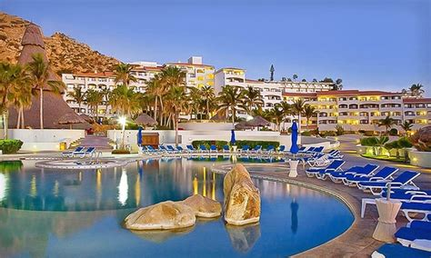 sandos finisterra los cabos stay with airfare from travel by jen in cabo san lucas groupon