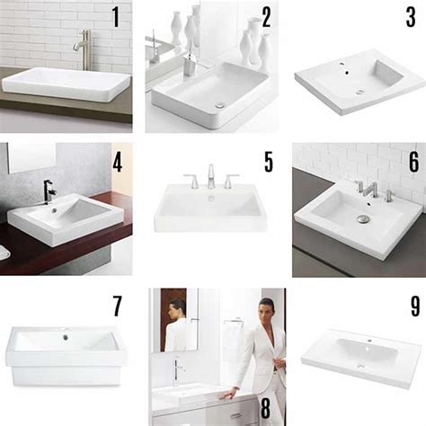 drop in bathroom sink installation master bath pan installation and 9 rectangular sink options