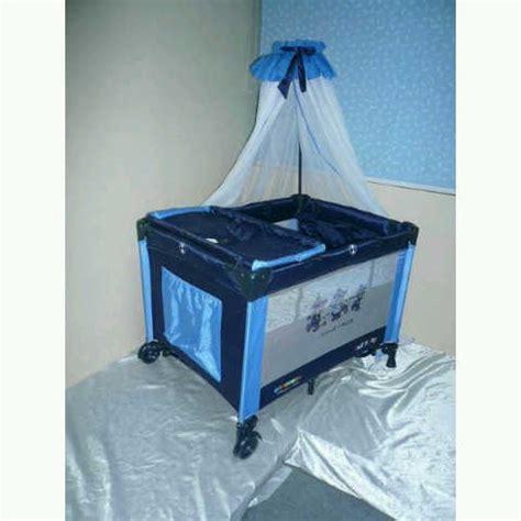 Ranjang Bayi Murah Surabaya baby box ranjang bayi pliko creative b808 murah kondisi