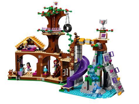 sull albero prezzi lego friends 41122 la casa sull albero al co