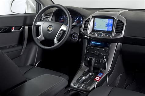 Chevrolet Captiva 2014 Interior 2014 chevrolet captiva review prices specs
