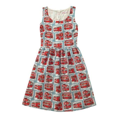 Cath Kidston Print Dress Ckd Hamsted Blue cath kidston is an inspiring success story blue17