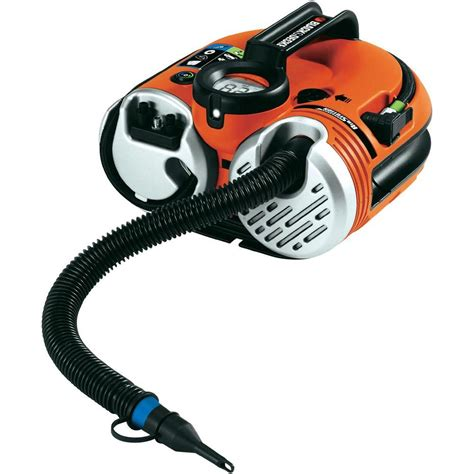compresseur black et decker 3701 black decker asi500 compresseur sans fil 11 bar