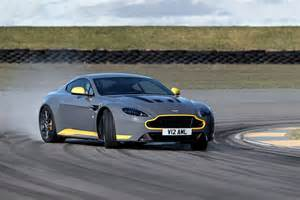 Aston Martin V The 2017 Aston Martin V12 Vantage S Stretch Its Legs