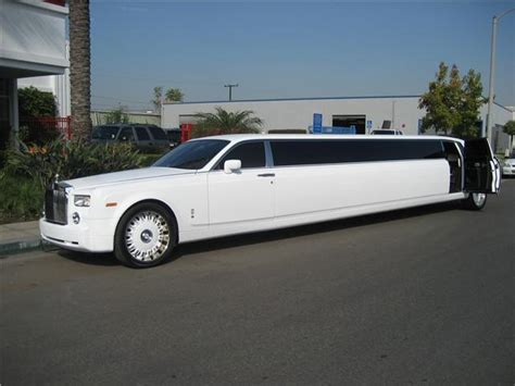 Rolls Royce Ghost Limo Rolls Royce Phantom Limousine Rb Custom Cars