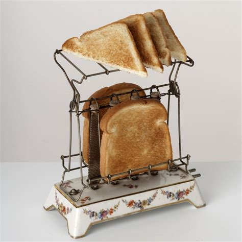 History Of Toasters sci antique versions of modern appliances