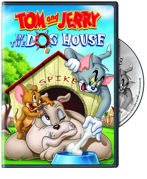 tom jerry dog house a rup life tom and jerry in the dog house dvd available 3 6