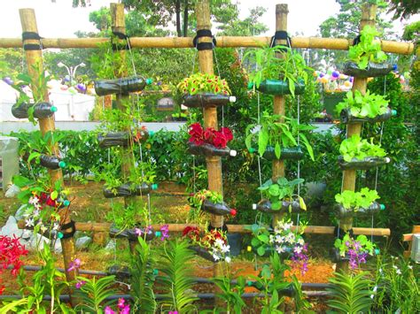Recycling Garden Ideas Recycling Plastic Bottles Ideas Modern Magazin