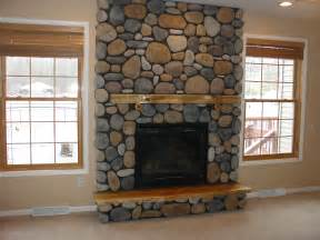 Fireplace Designs With Stone 30 Perfect Stone Fireplace Pictures Creativefan