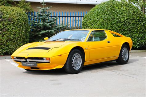 maserati merak concept used 1978 maserati merak for sale in yorkshire pistonheads