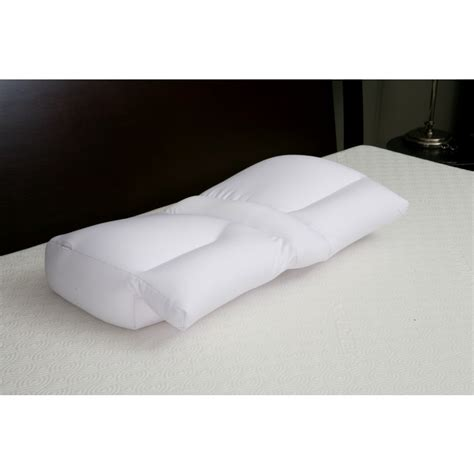 microbead bed pillow better sleep cloud microbead pillow large patented arm