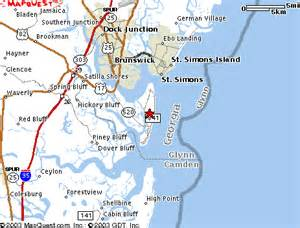 map of jekyll island jekyll island ga maps