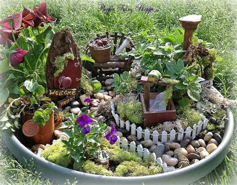 Garden Decor Accessories Rustic Garden Kit By The Purple Shoppe