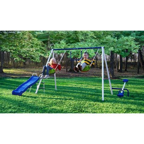 metal playground sets for backyards 25 best ideas about backyard swings on pinterest swing