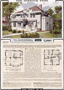 1923 sears kit homes alhambra mission eclectic sears kit homes floor plans sears kit homes plans