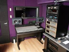 Studio Homes how to set up a simple recording studio at home