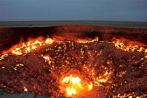 pit turkmenistan 10 vacation destinations for adventurous tourists