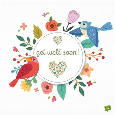 greeting cards word templates get well get well soon wishes messages for a recovery