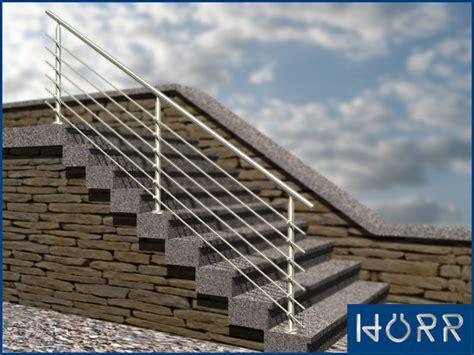balkon handlauf edelstahl stainless steel railing floor handrail 6x steel fill