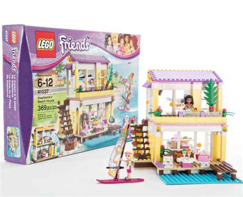 lego friends beach house lego friends stephanie s beach house 41037 pley buy or