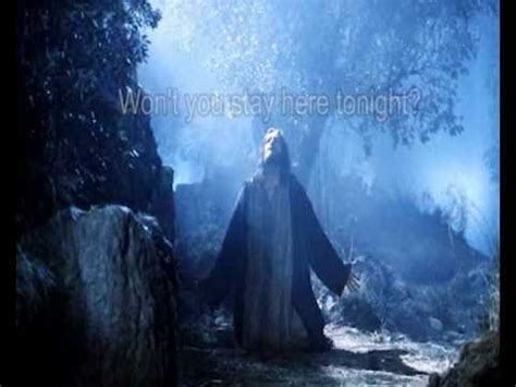 jesus   garden  gethsemane peter prayer youtube
