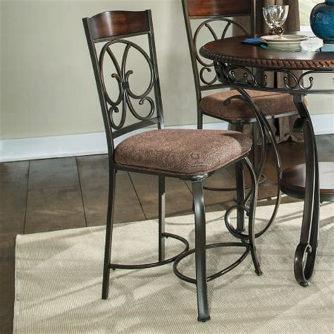 counter height chairs set of 4 discounted signature design by glambrey counter